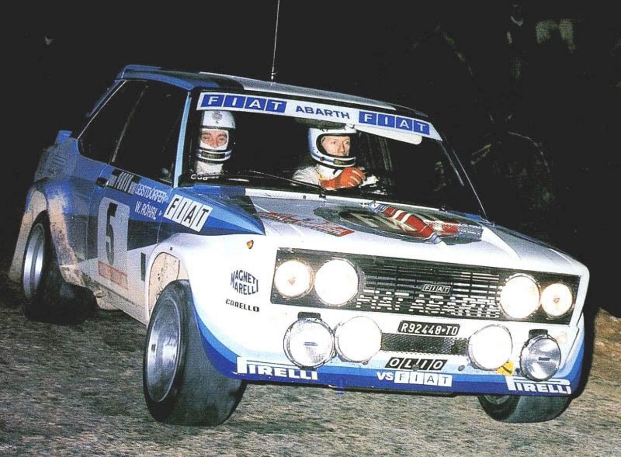 Os Carros Que Venceram O Rally De Portugal 1 170 Parte