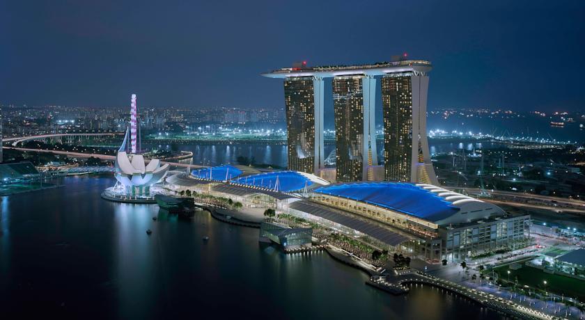 Hotel Marina Bay Singapore