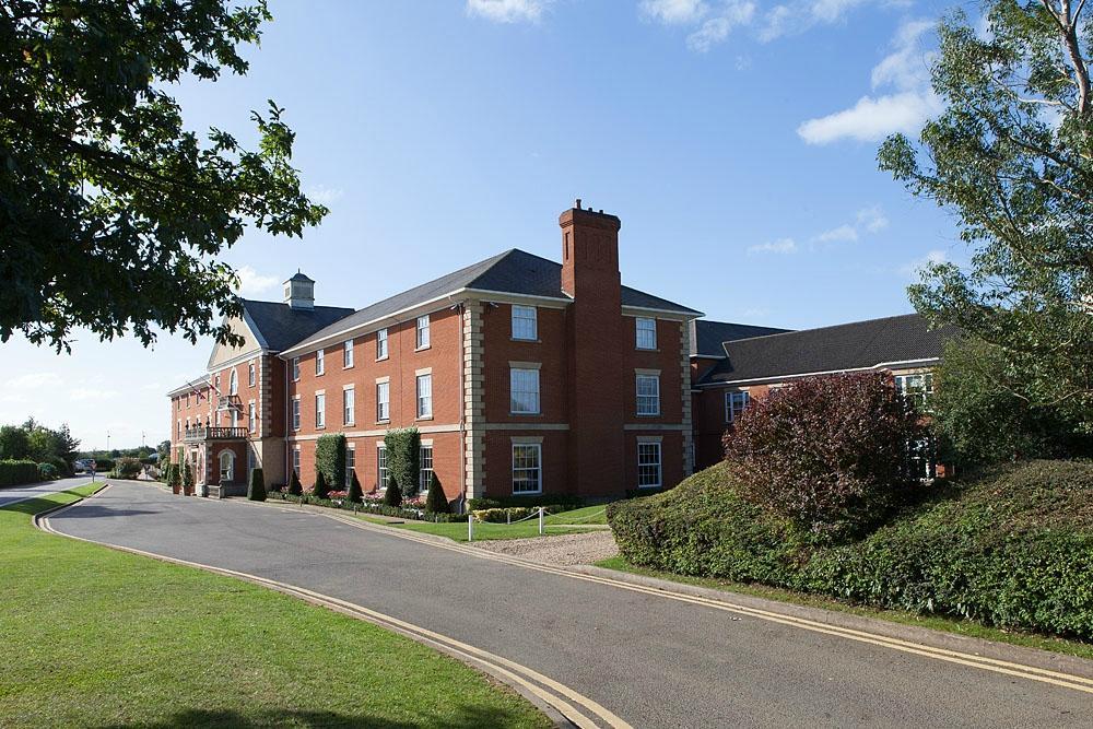 Hotel Whittlebury silverstone