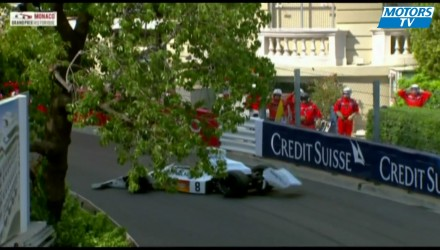 Incredible imbroglio at the Monaco Historic GP !