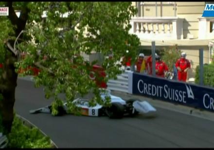 Incredible imbroglio at the Monaco Historic GP !