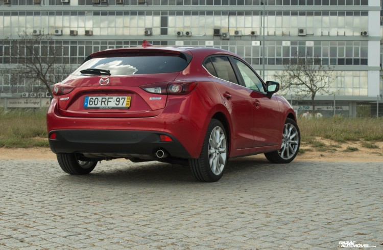 Mazda 3 CS Skyactiv-d-3