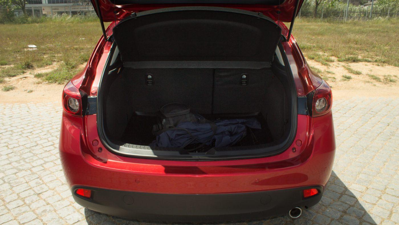 Mazda3 SKYACTIV-D 1.5