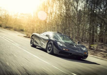 McLaren F1-9