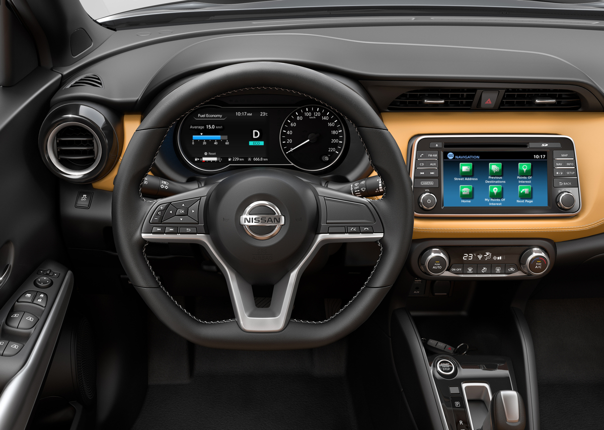 Nissan Kicks O Novo Crossover Da Marca Nip 243 Nica