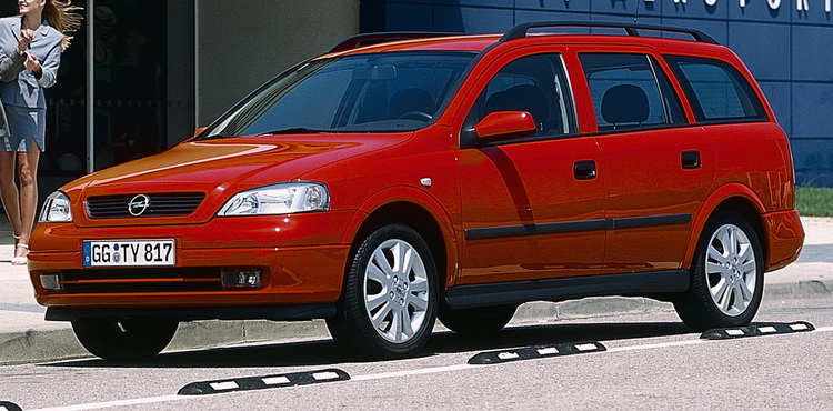 Carrinhas Opel