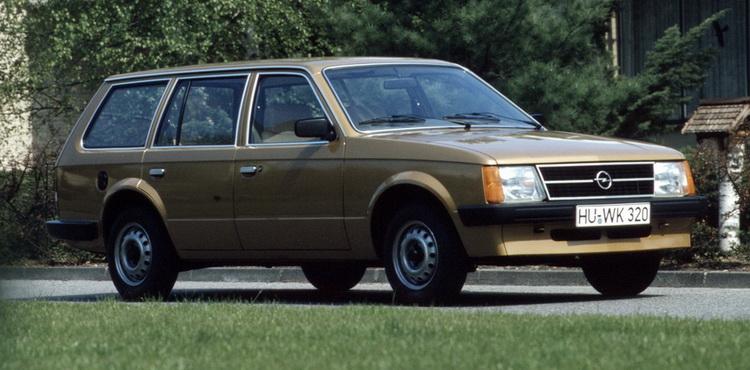 Carrinhas da Opel