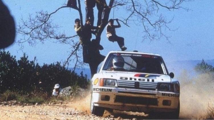 Peugeot 205 Turbo 16 Ev1