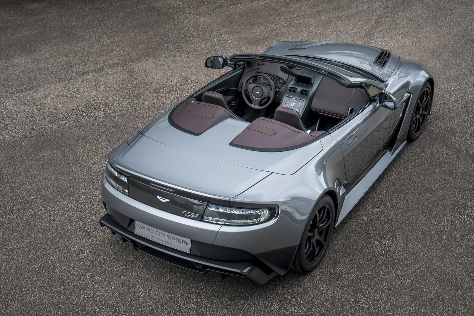 Aston Martin Vantage Gt12 Roadster 17