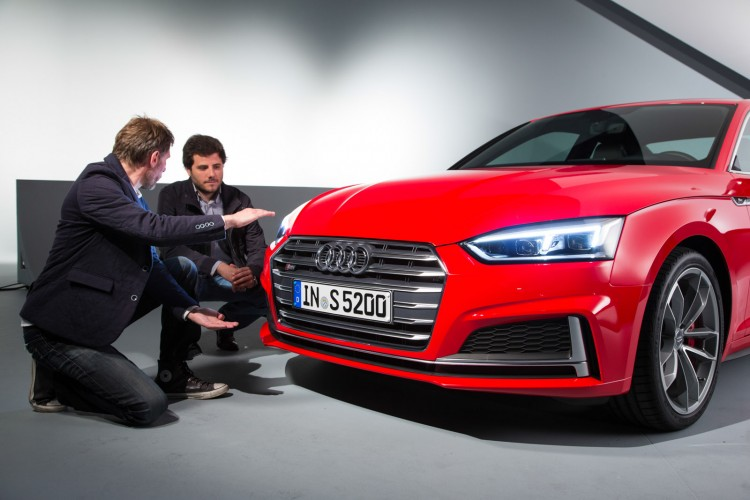 Audi A5 Coupé-69