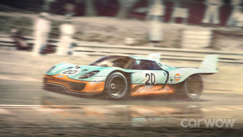 Le Mans GTE-10