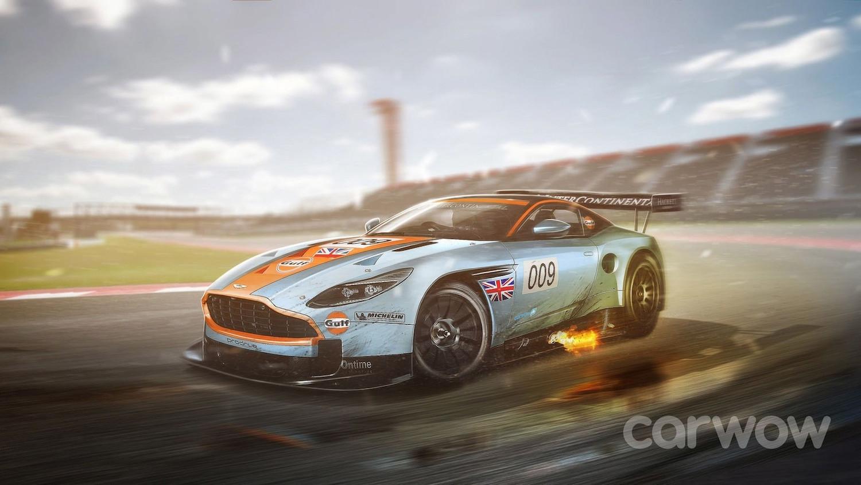 Le Mans GTE-4