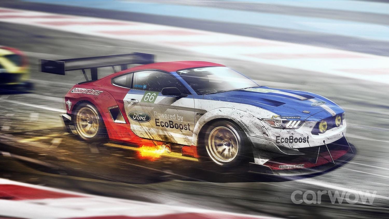 Le Mans GTE-5