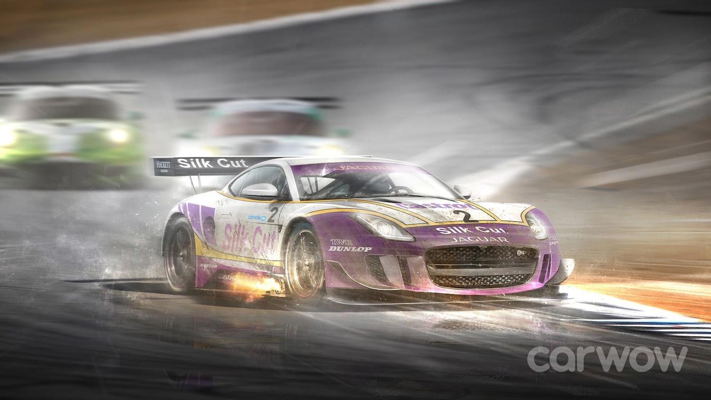 Le Mans GTE-8