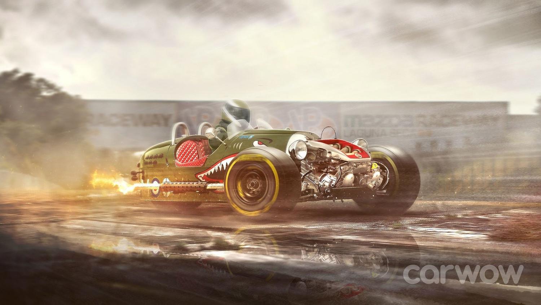 Le Mans GTE-9