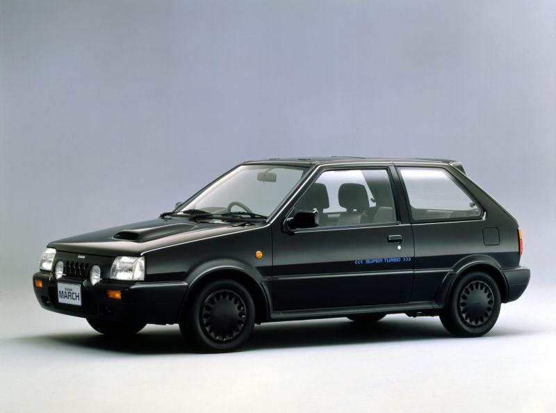 Nissan Micra Super Turbo