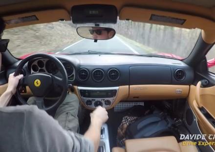 Pure Sound Ferrari 360 Modena (Manuale) - Davide Cironi drive experience[(001924)2016-06-23-17-33-49]