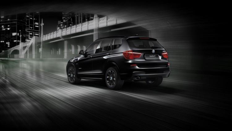 BMW X3 Blackout Editon (3)