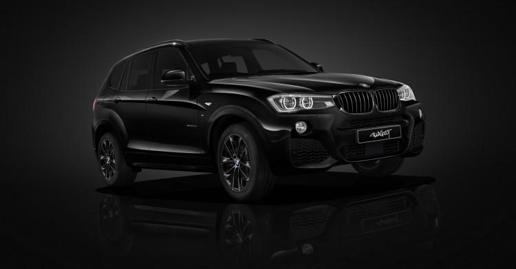 BMW X3 Blackout Editon (4)