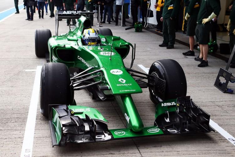Fórmula 1 Caterham (2)