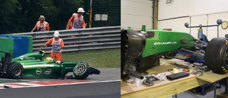Fórmula 1 Caterham (4)
