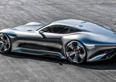 Mercedes Benz Amg Vision Gran Turismo Concept