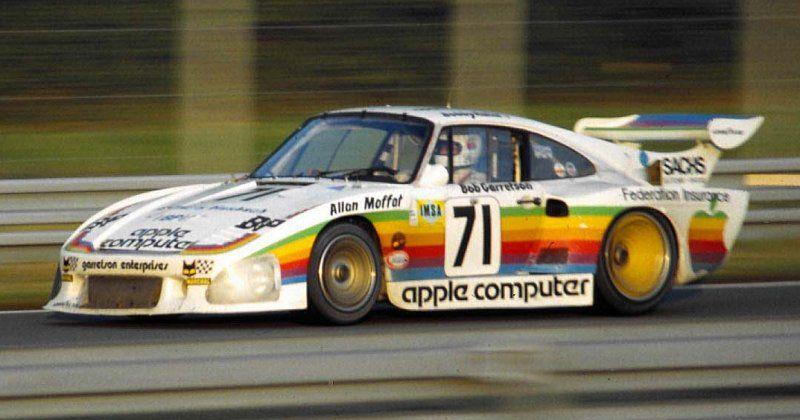 Porsche 935-Apple