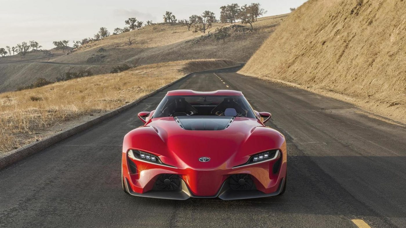 2014 Toyota FT-1