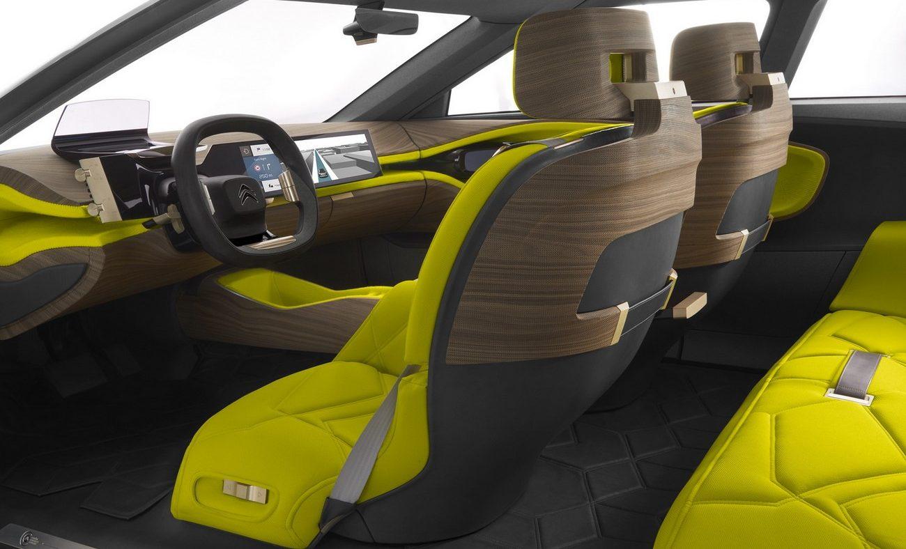 Citroën CXperience —interior
