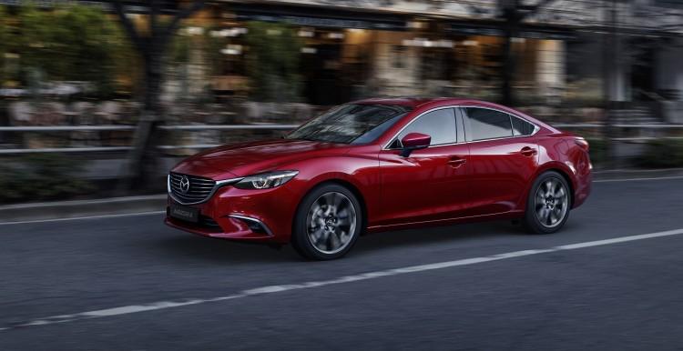 2017 Mazda6_Sedan_Action #01