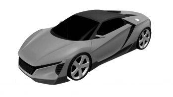 Honda - registo de patente para desportivo em 2015
