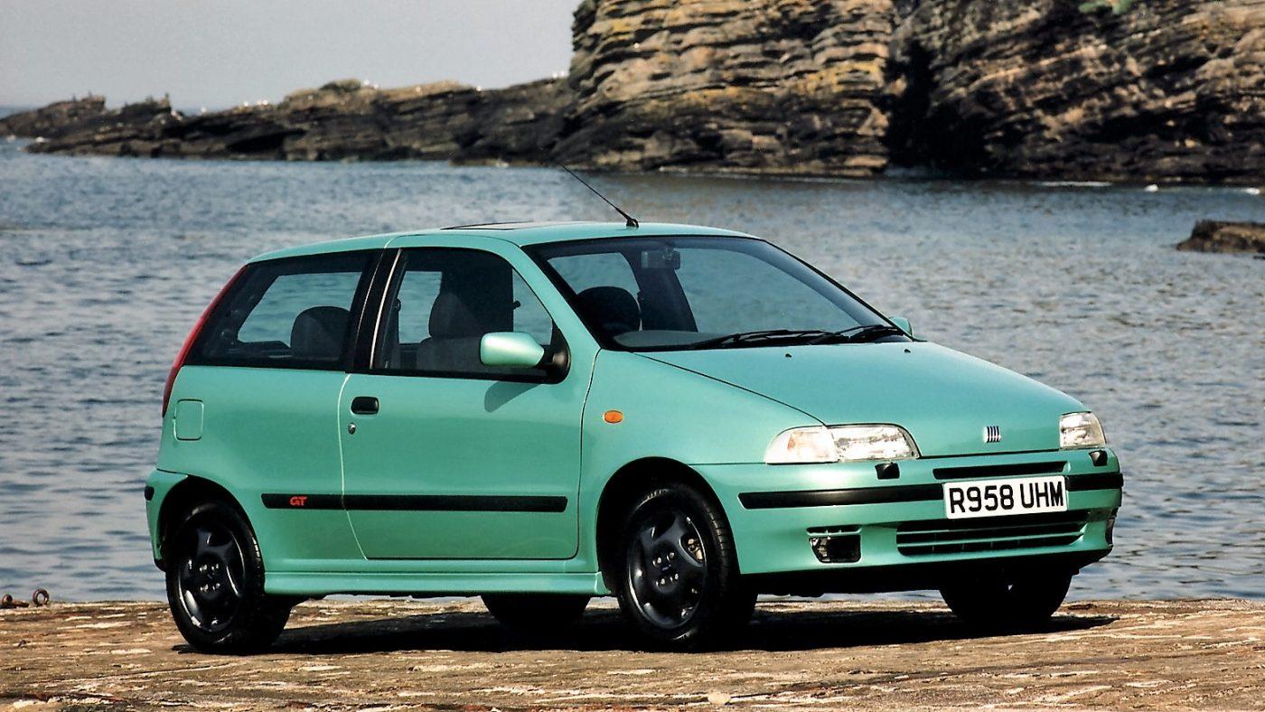 Fiat Punto GT