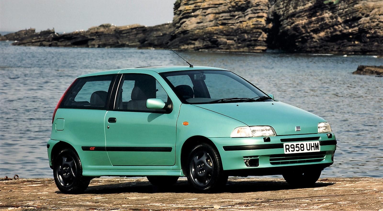 Fiat Punto Gt 1