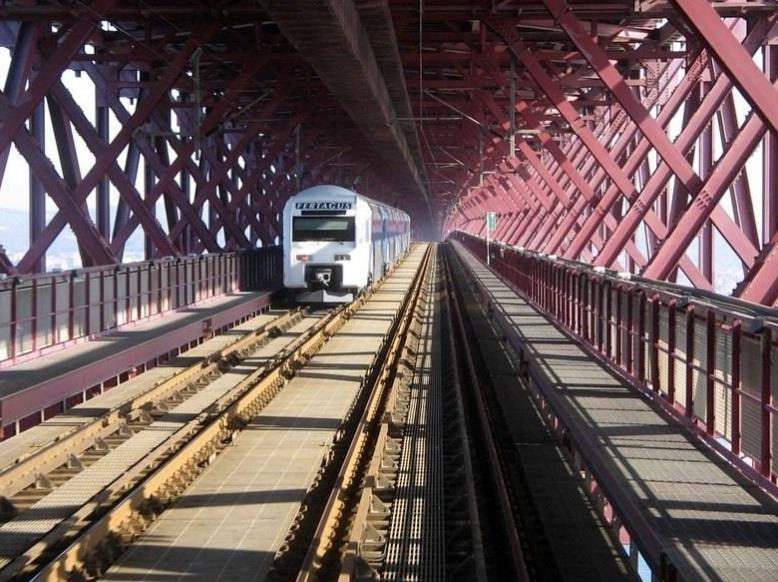 comboio da Fertagus