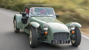 2016 Caterham Seven Sprint