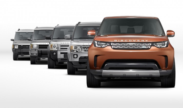 Land Rover Discovery (2)