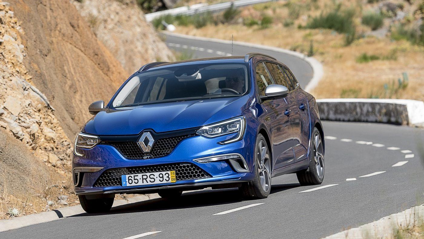 Renault Mégane Sport Tourer
