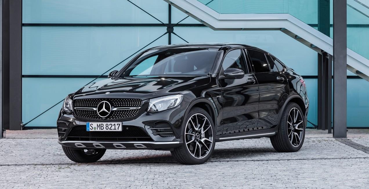 Mercedes Amg Glc 43 4matic Coupe 367 Cv Para O Asfalto E Nao So