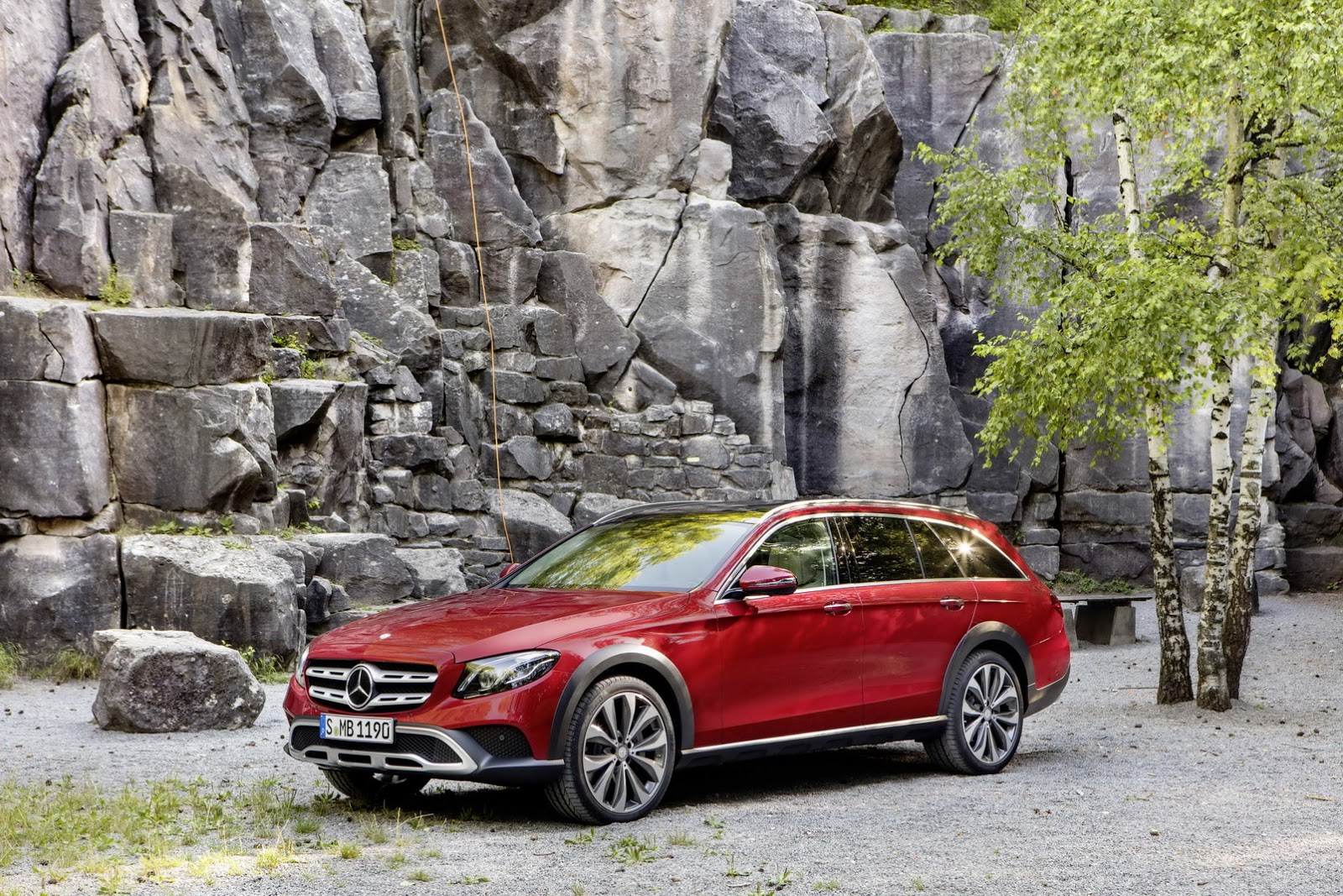 Mercedes benz classe e all terrain a alternativa todo o for All mercedes benz