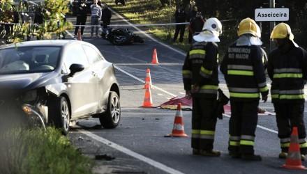 Um morto em acidente na Estrada Nacional 1 entre Asseceira e Rio Maior
