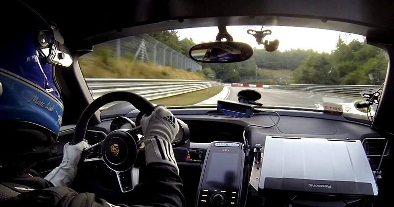 piloto nurburgring