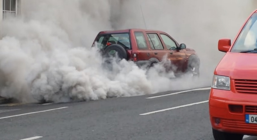 Autocombustão motor Diesel