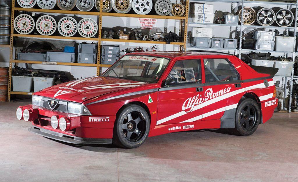 Alfa Romeo 75 Turbo Evoluzione Imsa Quot Ufficiale Quot Vai A Leil 227 O