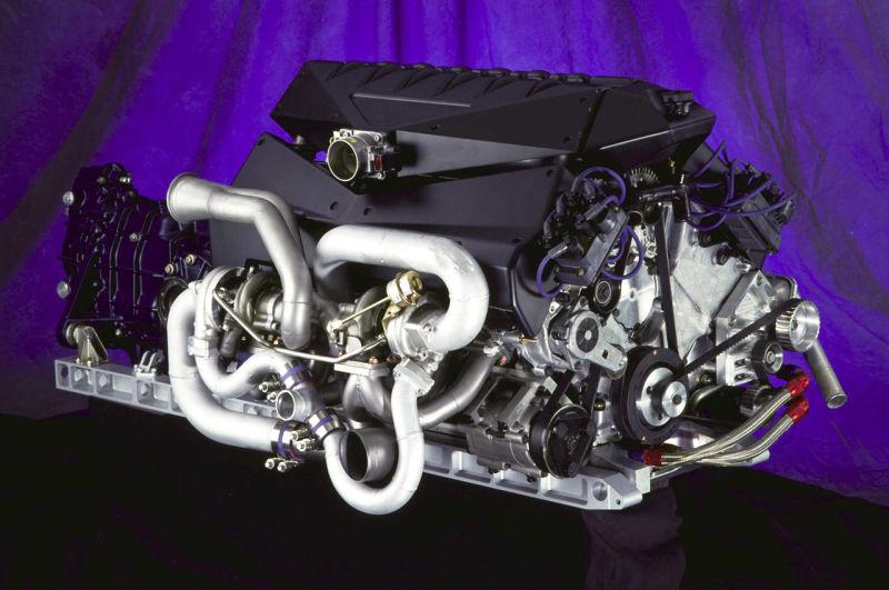 Ford GT90 motor