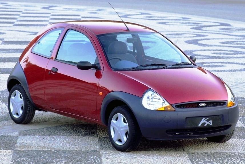 Ford KA primeira geração