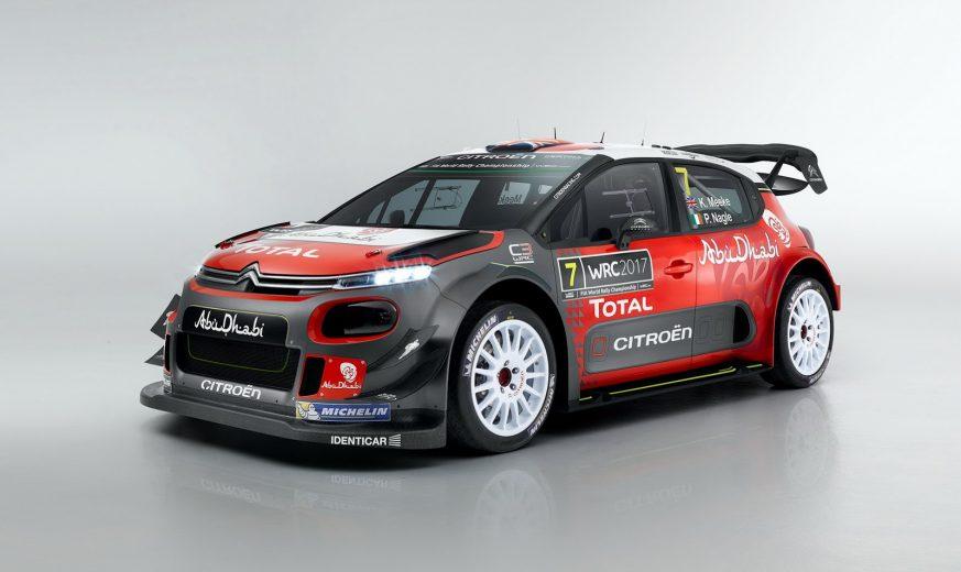 2017 Citroën C3 WRC