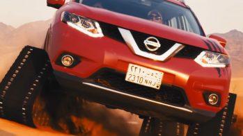 Nissan X-Trail Desert Warrior