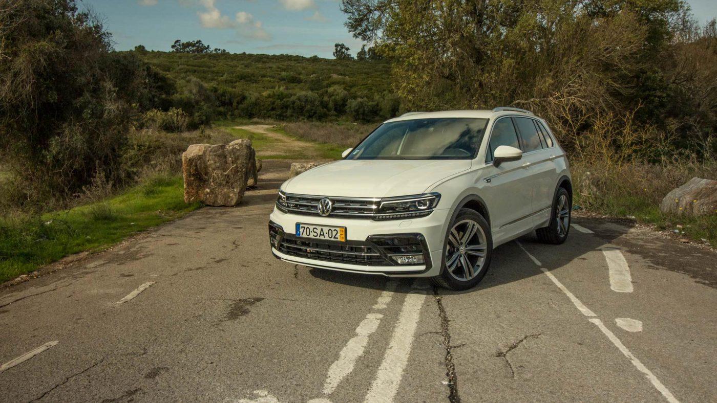 CA 2017 Volkswagen Tiguan (1)