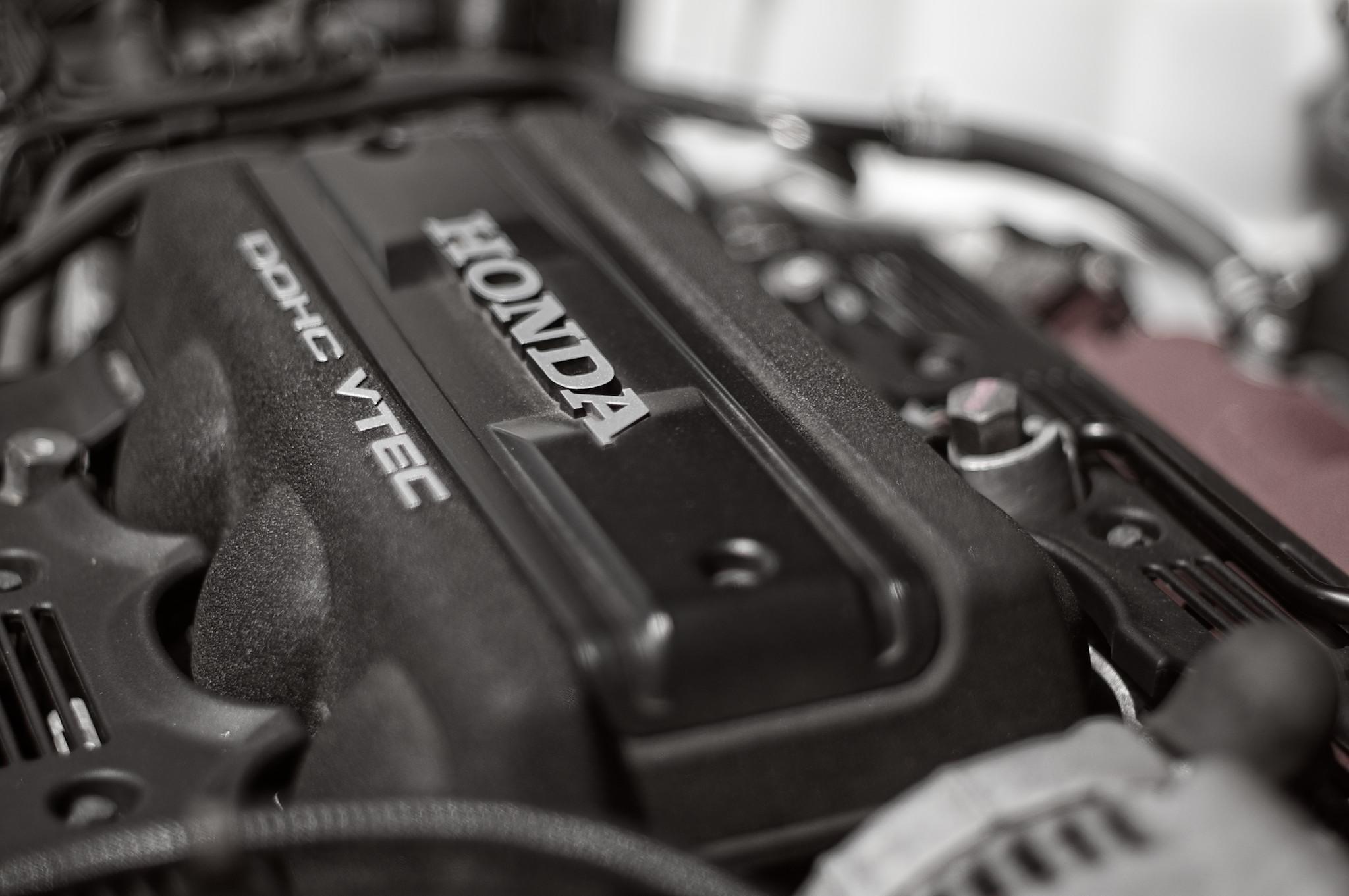 Cabeça de Motor Honda DOHC VTEC