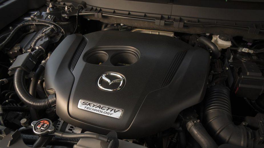 Mazda SKYACTIV motor
